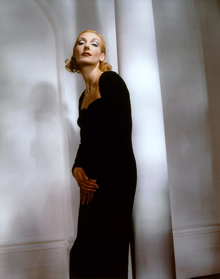 Ute Lemper, Photo Credit: Eric Richman