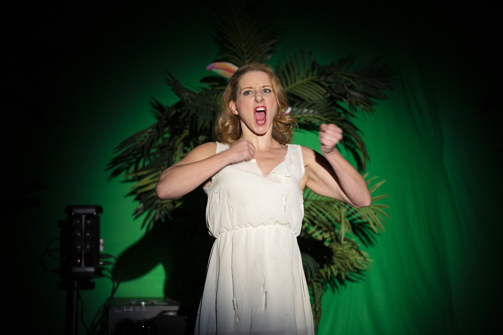 "Molly Pope in ""The Making of King Kong"", Photo Credit: Maria Baranova"
