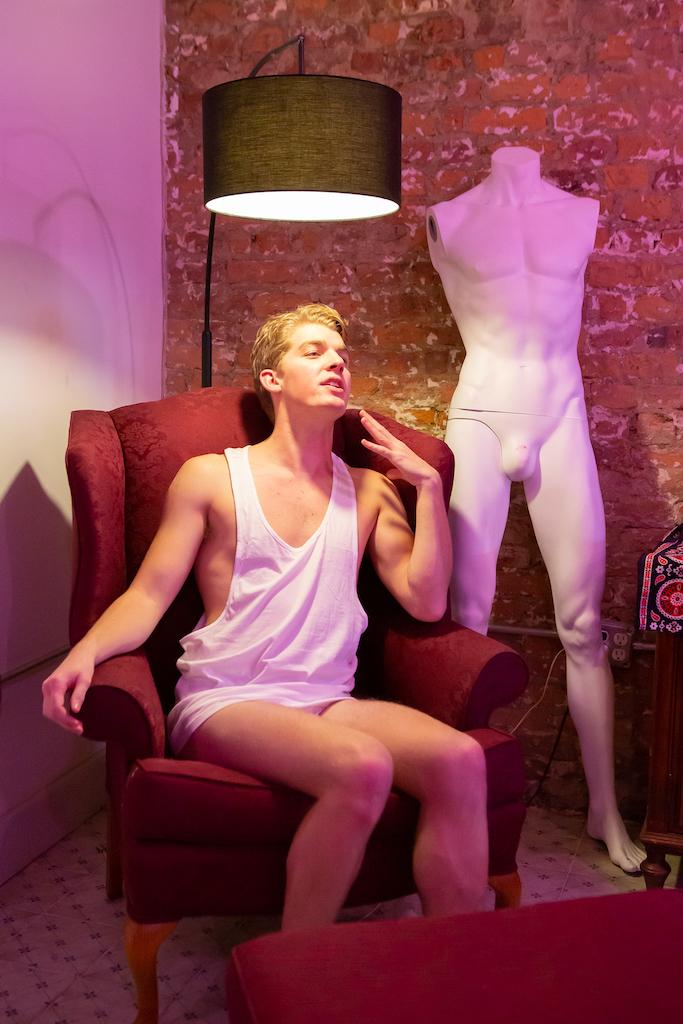 "Eamon Yates in ""BLEACH"", Photo Credit: Hunter Canning"
