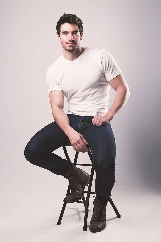 Steve Grand, Photo Credit: Allan Spiers Photography