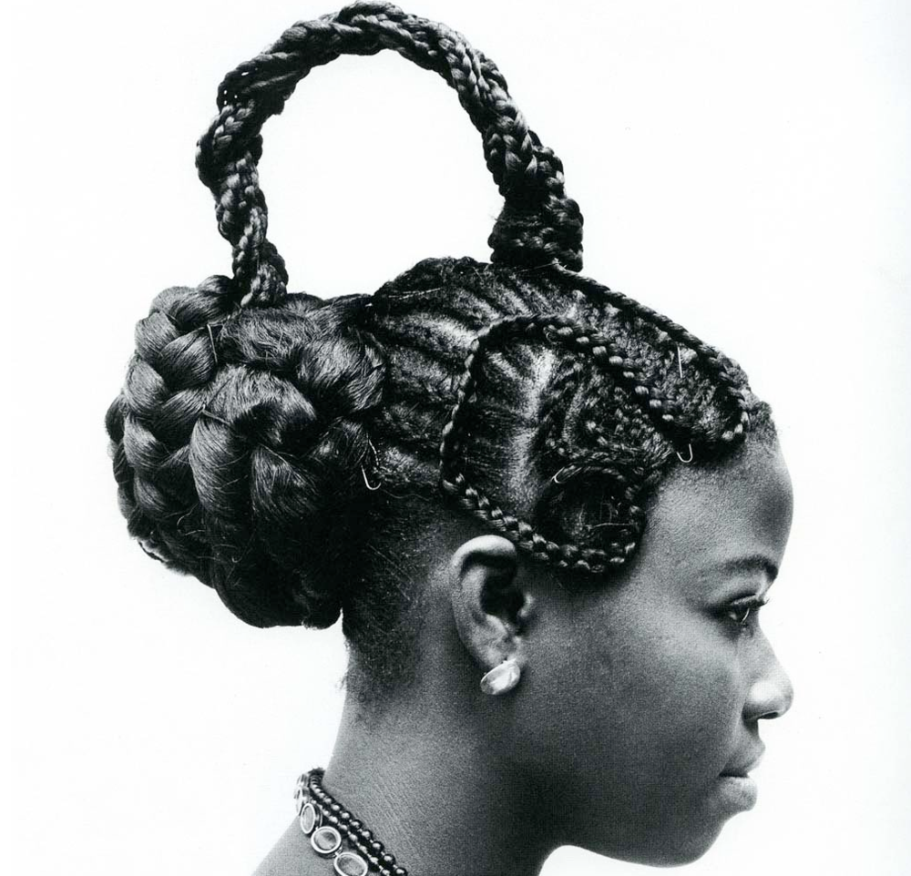 Photo taken by Nigerian photographer, J.D. Okhai Ojeiker, he captured photos of beautiful Nigerian hairstyles throughout the sixties.