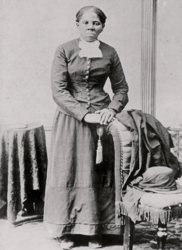Harriet Tubman.Credit Library of Congress, via Abrams Books, via Associated Press