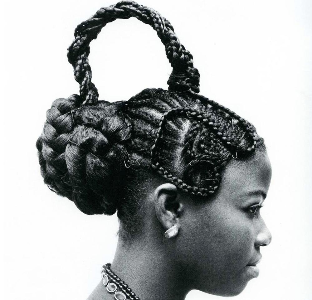 Photo taken by Nigerian photographer, J.D. Okhai Ojeiker, he captured photos of beautiful Nigerian hairstyles throughout the sixties.