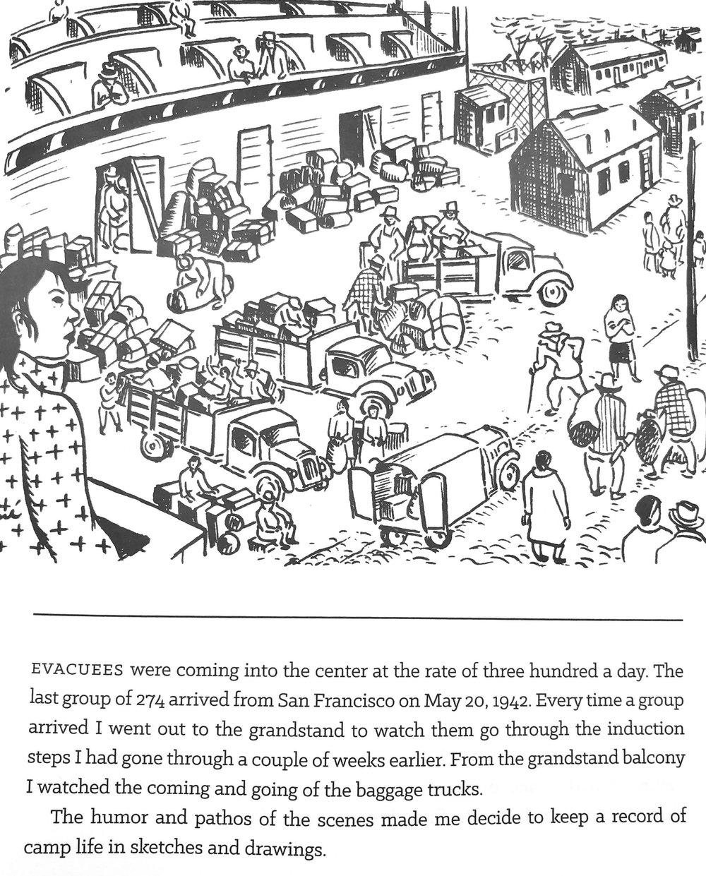 Image: Okubo, Miné,  Citizen 13660 . Page 53