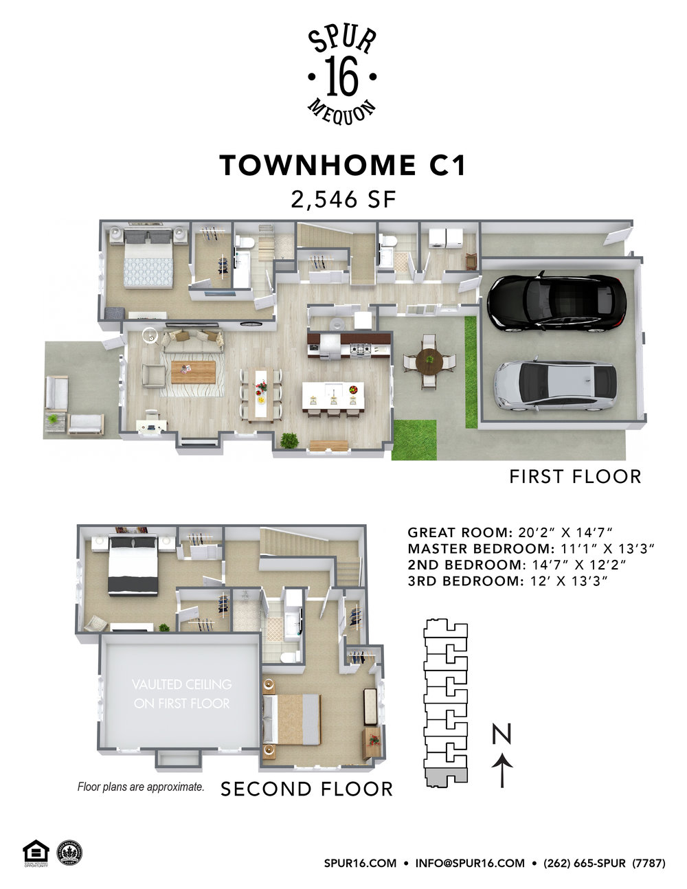 3D Floor Plan - Townhome C1.jpg