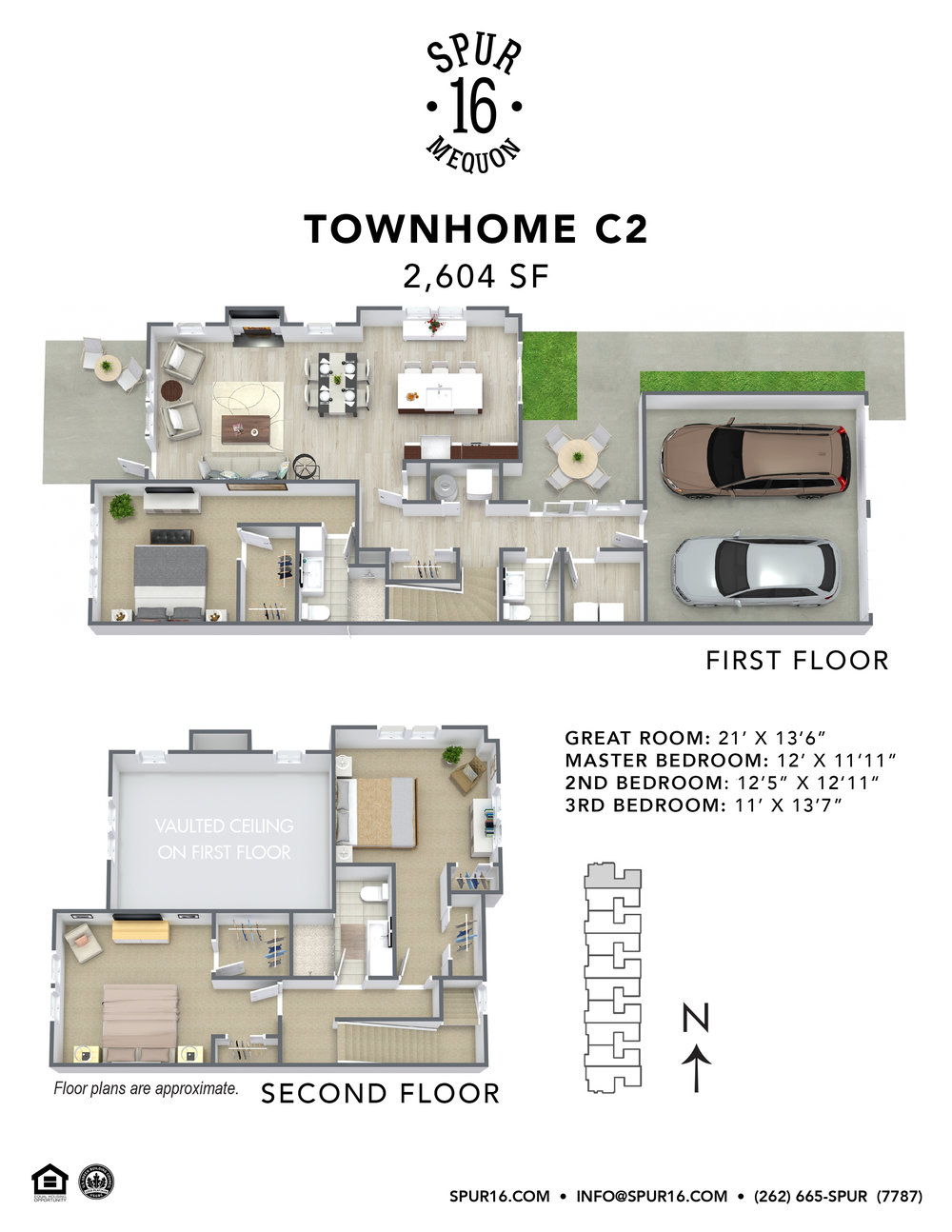 3D Floor Plan - Townhome C2.jpg