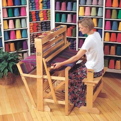 Weaving and fiber arts - with Portland Handweavers Guild
