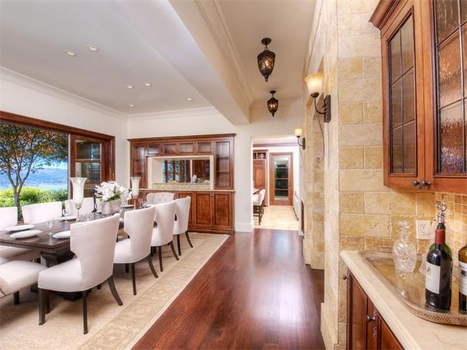 Marin County, California Remodel-Dining Room into the Kitchen.jpg