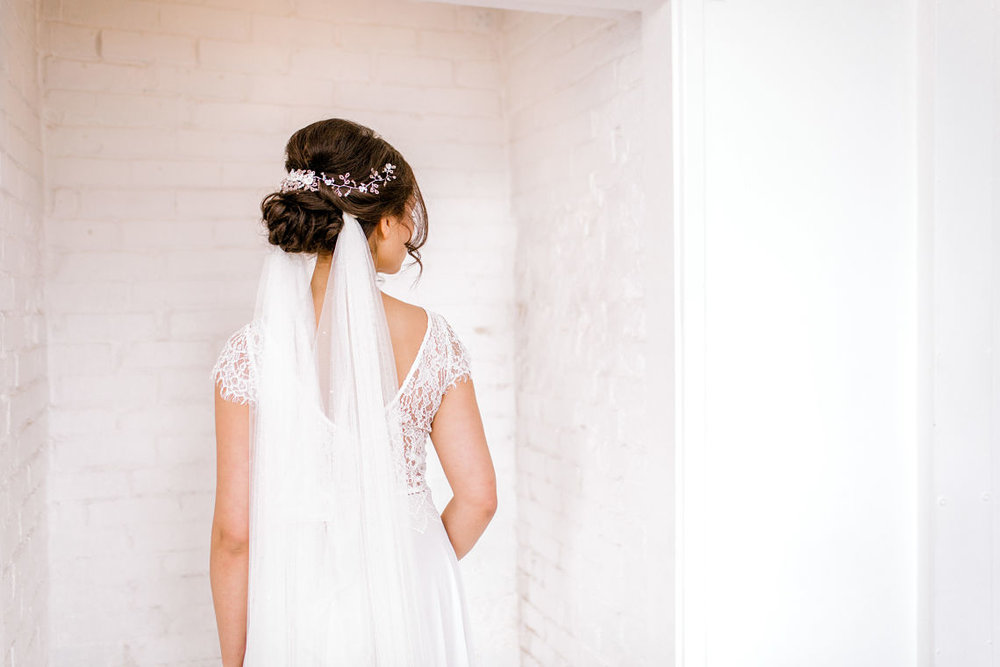 bridal prep - essex wedding venue - fine art styled shoot - essex wedding planner