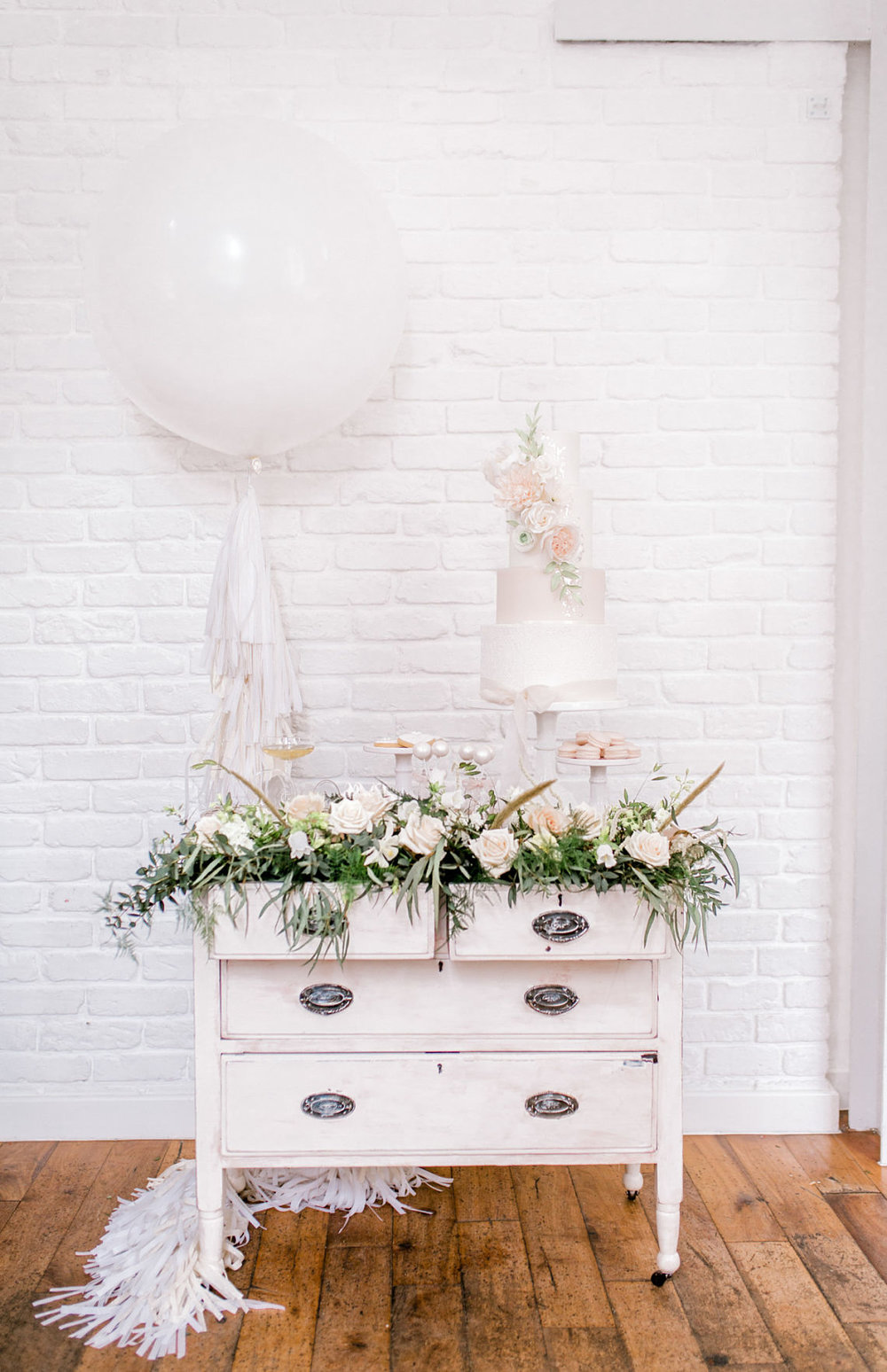 wedding dessert table - wedding styling - essex wedding planner