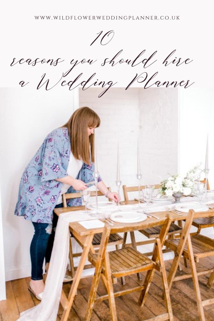 Reasons to hire a wedding planner in Essex, Cambridge, Suffolk & Norfolk