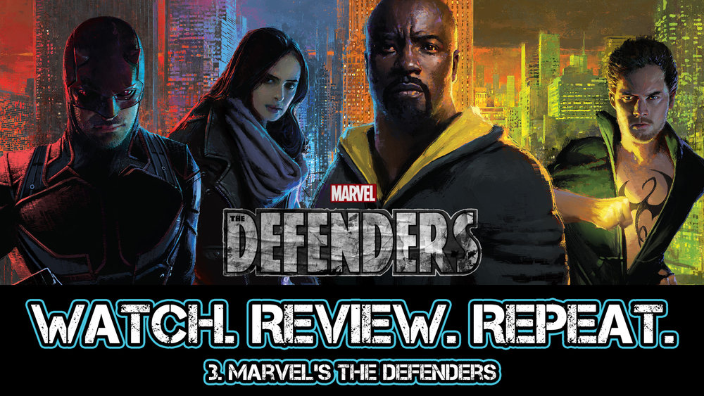 3. Marvel's The Defenders