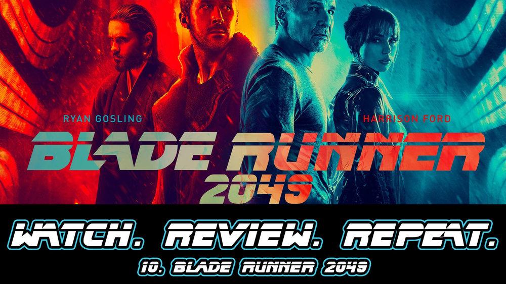 10. Blade Runner 2049