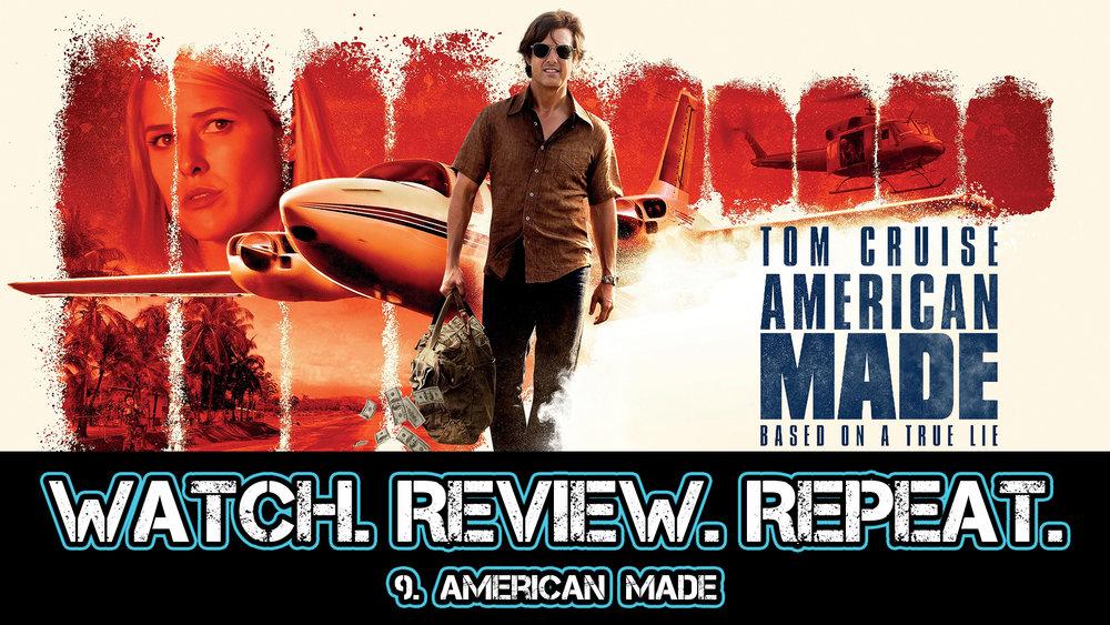 9. American Made