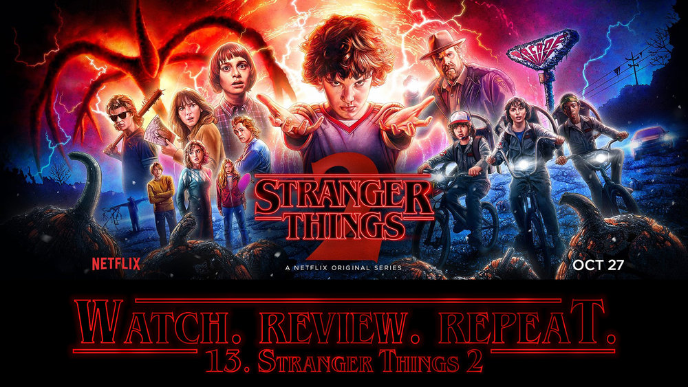 13. Stranger Things 2
