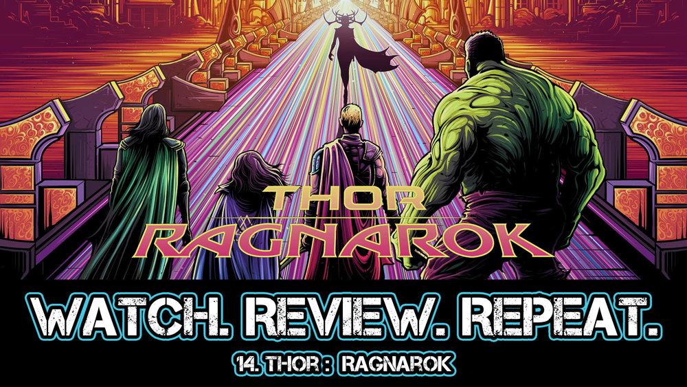 14. Thor: Ragnarok