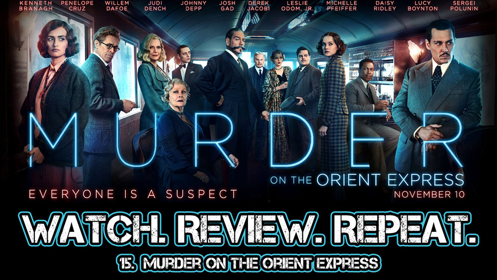 15. Murder on the Orient Express