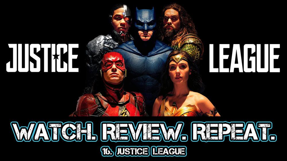 16. Justice League