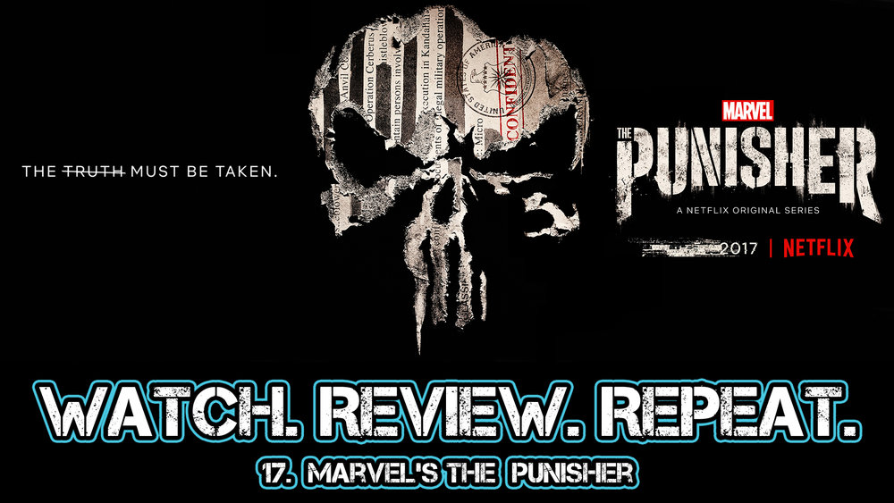 17. Marvel's The Punisher