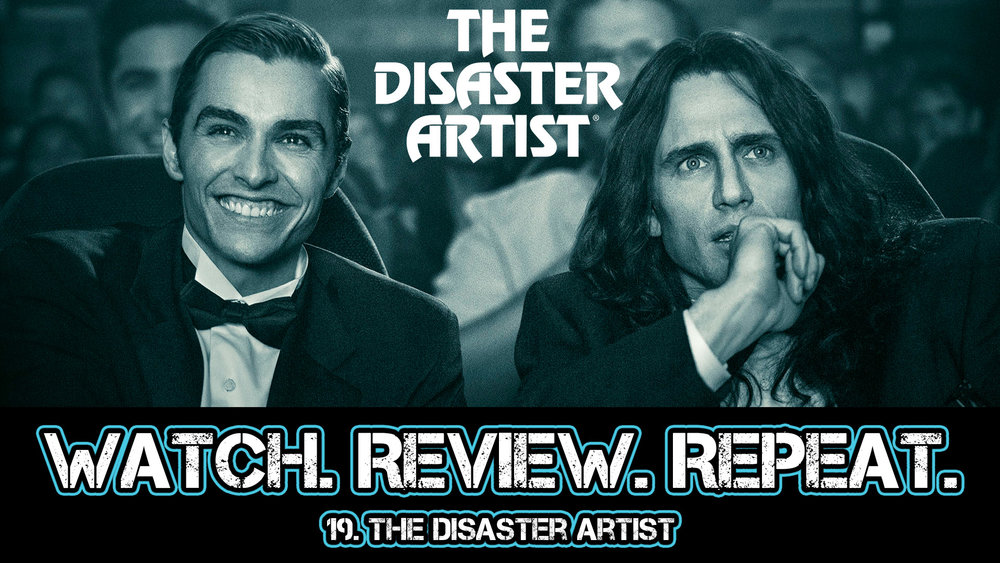 19. The Disaster Artist