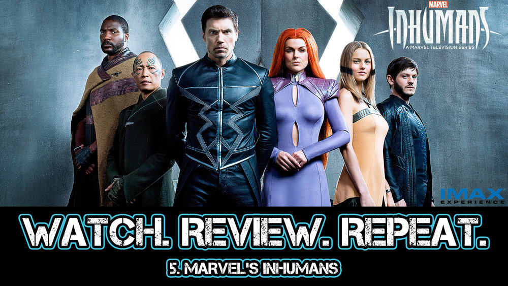 5. Marvel's Inhumans