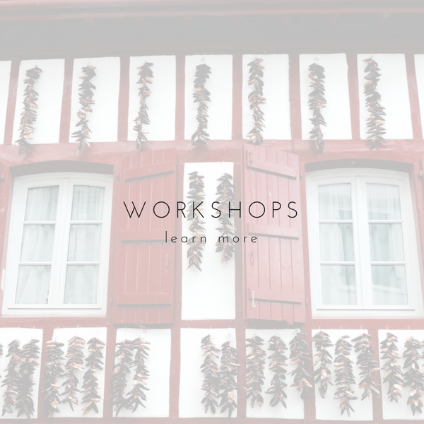 FRENCH WORKSHOPS IN BIARRITZ