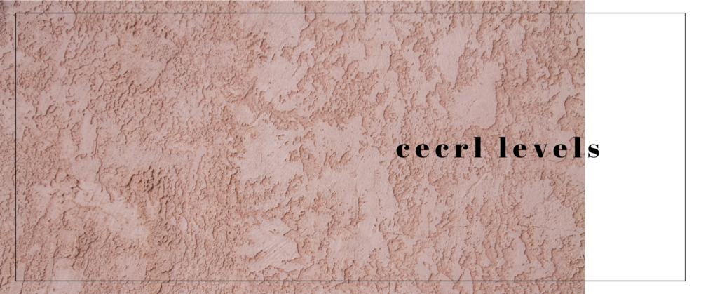 CECRL levels FLE
