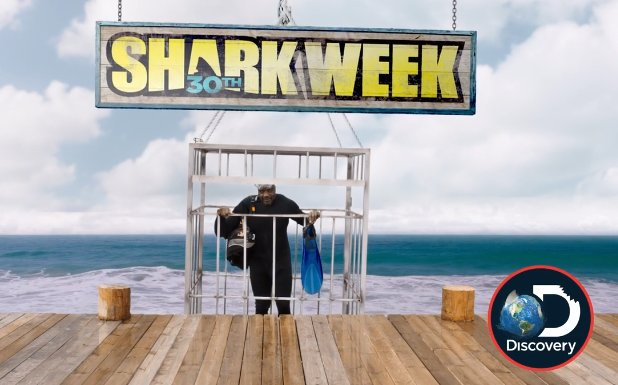 Shaq does shark week - Tristan joins comedian Rob Riggle and fellow scientist Dr. Austin Gallagher on a hilarious, 'sometimes' factually inaccurate journey to introduce Shaquille O'Neal to sharks!