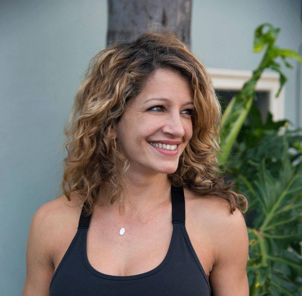 Nathania - Yoga Instructor