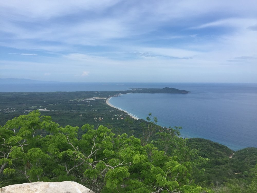 Hike to gorgeous lookout spots