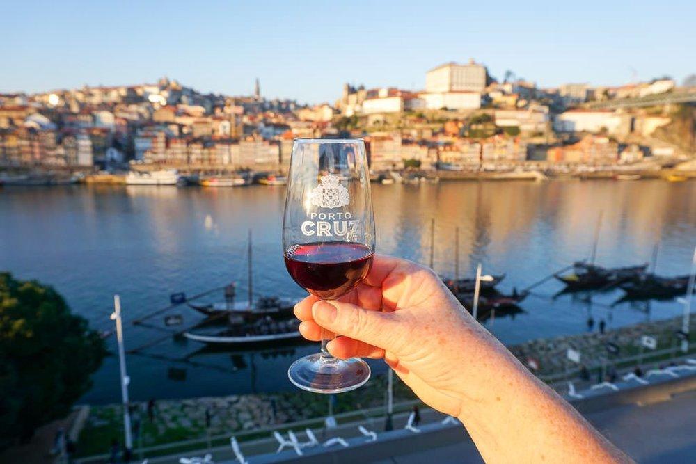 Wine tasting excursion