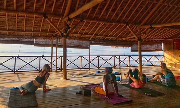 Beach Shala yoga