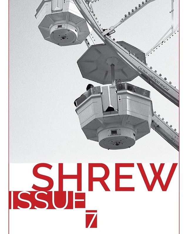 Issue 7 is now out!!! Check the link in our bio for more! . . . #shrewlitmag #art #artists #artistsofinstagram #poetry #writers #literary #creative