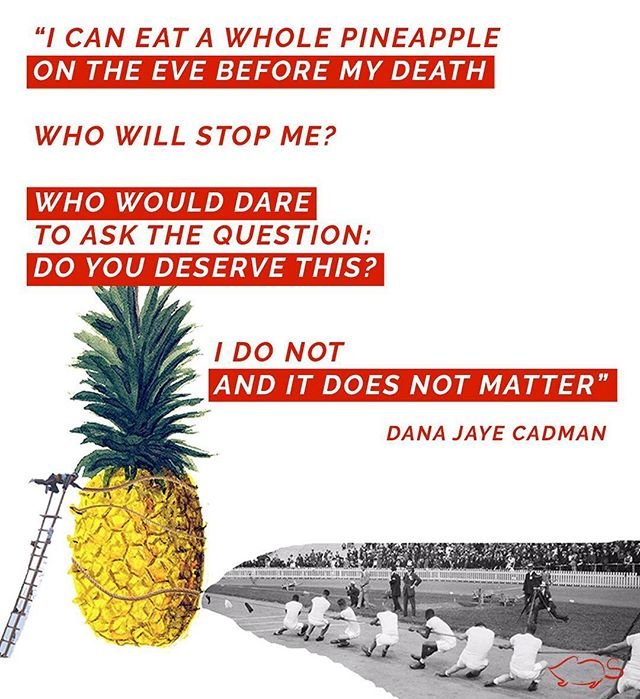 The Last Time I Tell You About the Last Meal By Dana Jaye Cadman Art by @misscheff ——————————————————— #poetry #poem #writing #writersofinstagram #art #collage #artistsoninstagram #artist