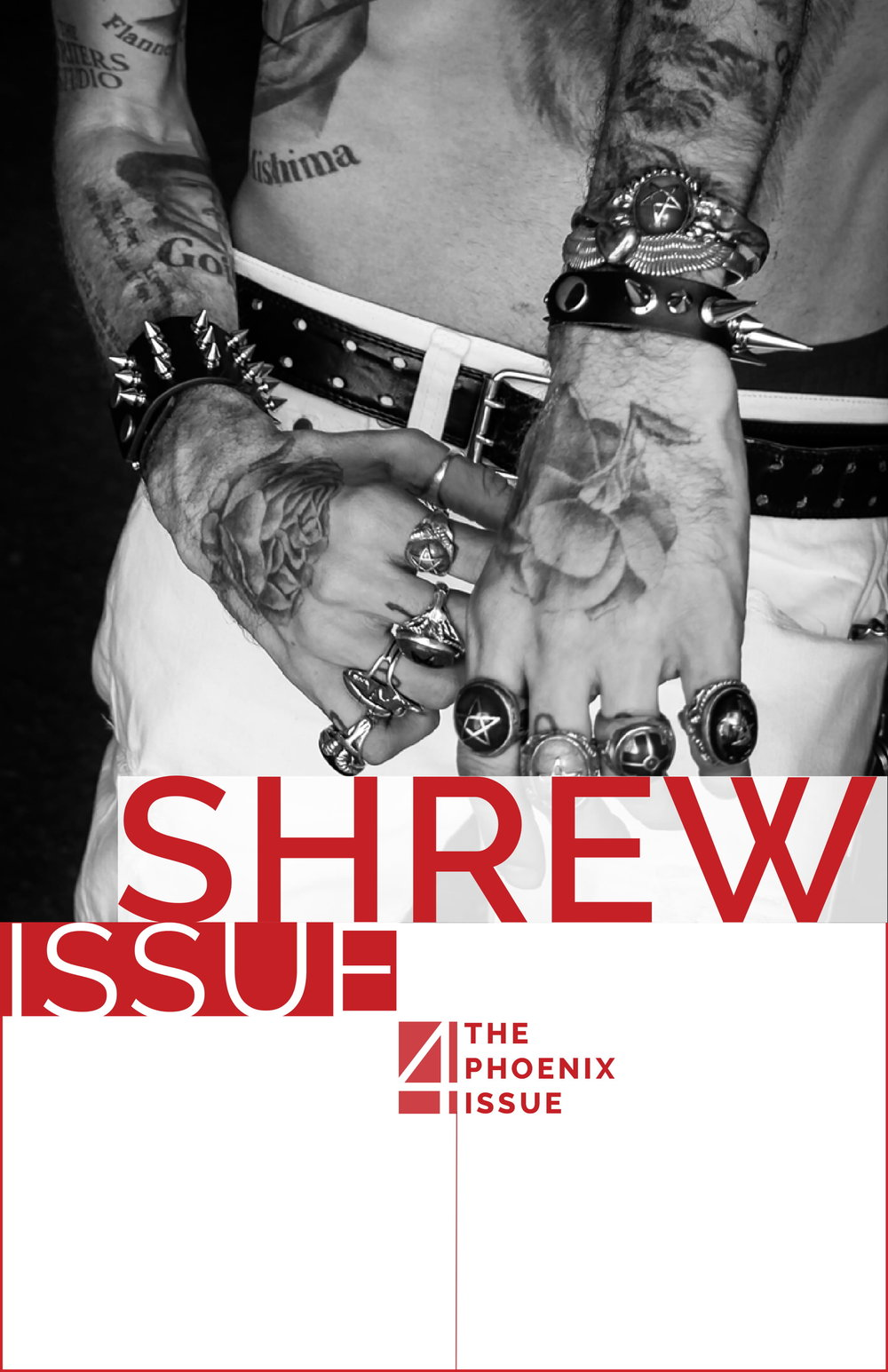 Issue 4: The Phoenix Issue (April 2018)