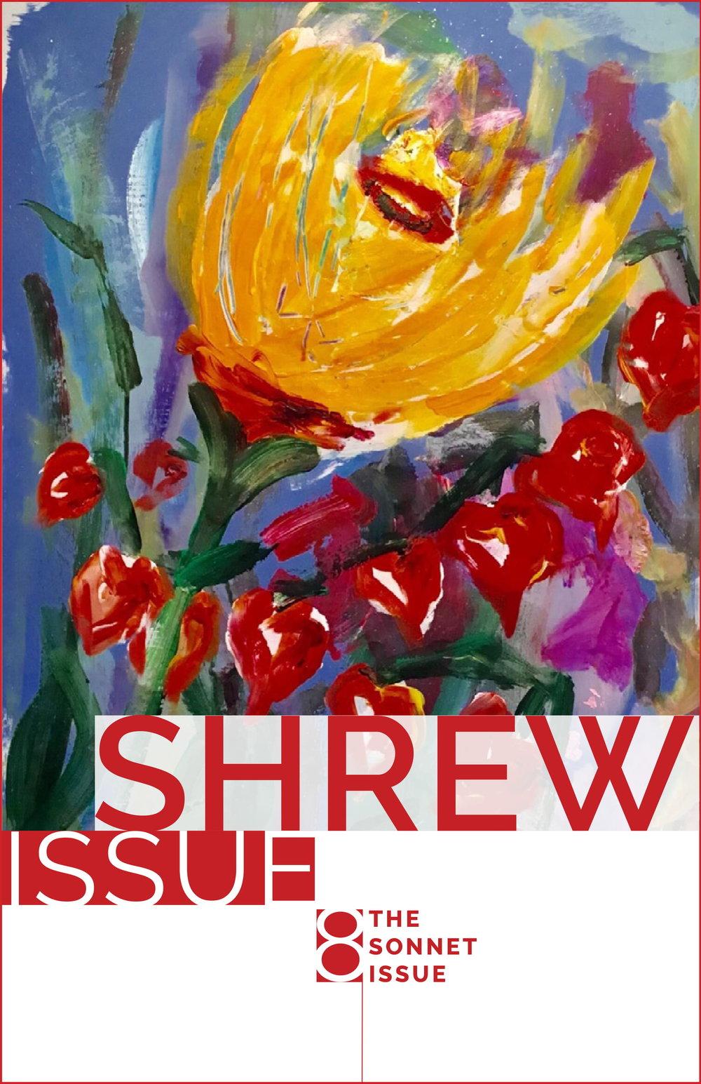 Issue 8: The Sonnet Issue (September 2018)