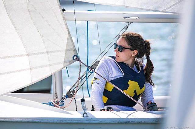 Congratulations to our Graduate! Sofia joined the sailing team her junior year (2016) with little competitive racing skills. But during her time on the team she has not only learned how to race but has helped teach younger sailors. Sofia is one of the top crews on our team, has been the Communications Chair for the past year, and is an awesome teammate to sail with. She will be graduating with a degree in Evolutionary Anthropology. We will certainly miss her but she'll still be close by! 📸: @hannahleenoll