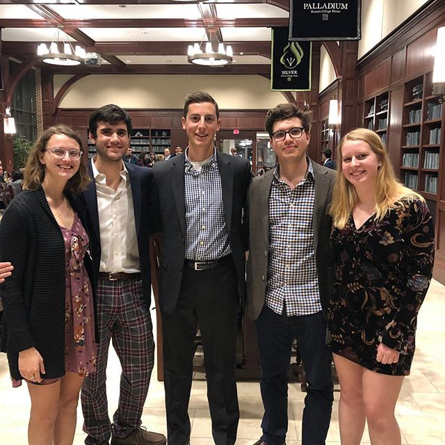Our team had a great time at MCSA Midwinters this past weekend! Congratulations to our eight sailors recognized as All-Conference Sailors & Honorable Mentions and Jake Orhan for being elected to the MCSA board as Clinic Coordinator.