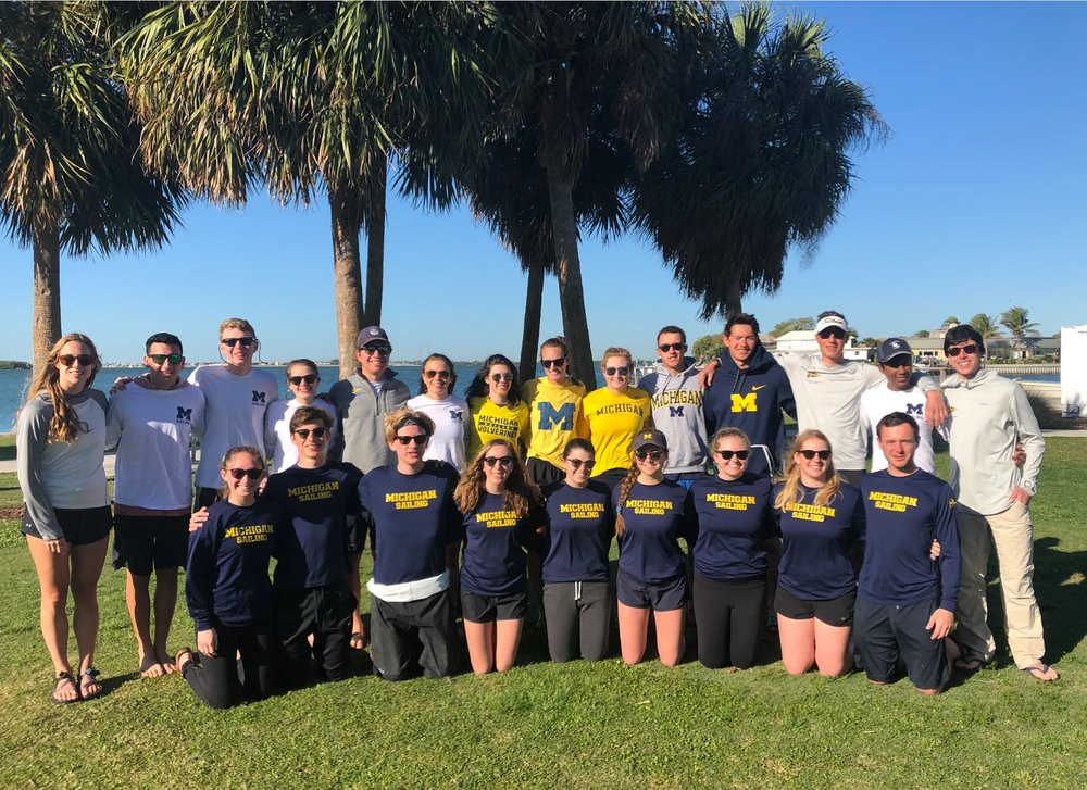 Spring Break Training Trip 2019