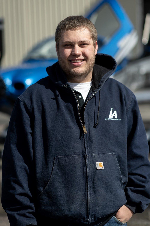Ryan Lutterman   Ground Support -