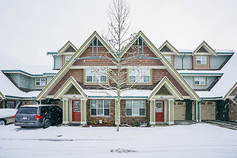 -- SOLD --   #43 22977 116 Ave Maple Ridge, BC