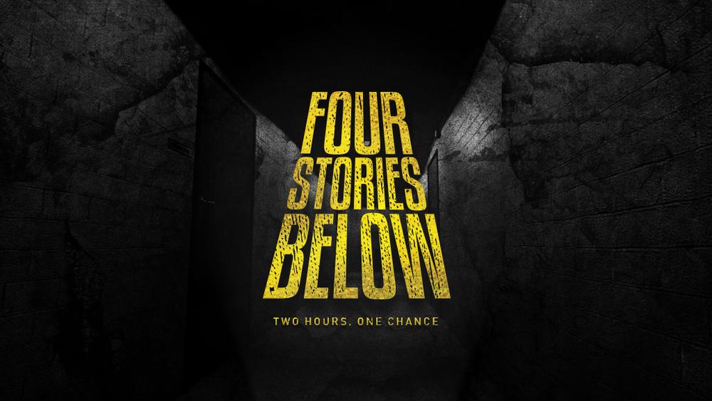 Four Stories Below Cover Art