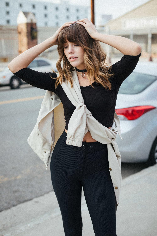 Jade - Wilhelmina Model