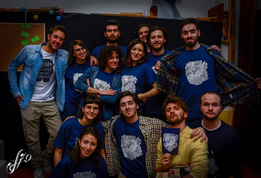 Foto party by  Federico Vignoni