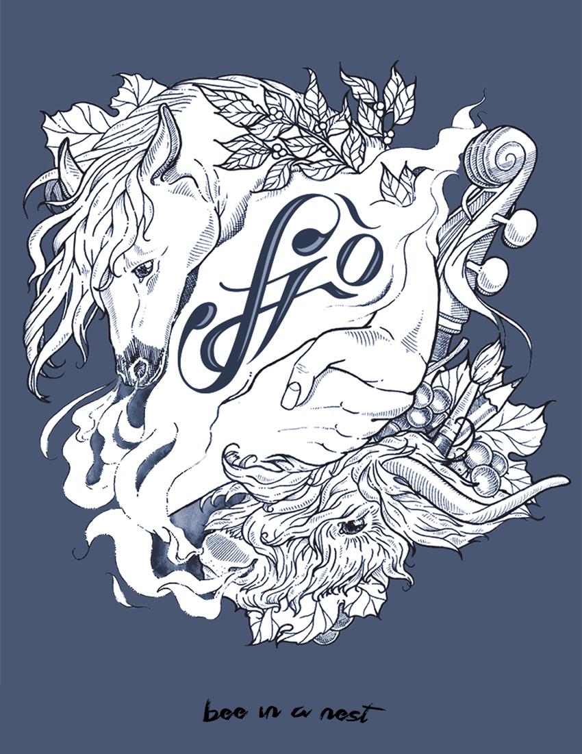 Nel dicembre 2016 ho avuto l'opportunità di collaborare con Fjó, - un'associazione culturale giovanile appena nata tra le colline della Valpolicella. Chi la gestisce è un gruppo di ragazzi pieni di energia e pronti a portare un'aria nuova nella zona!