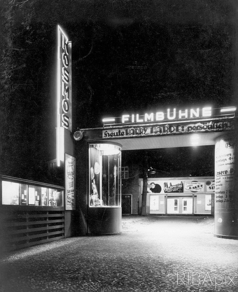 BERLIN, 1919-1933