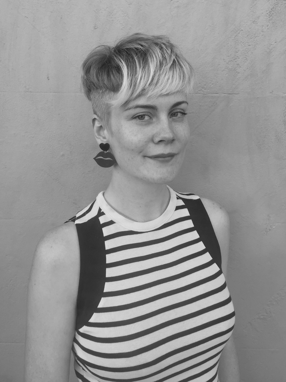 One of those babes who wears #shorthair incredibly well