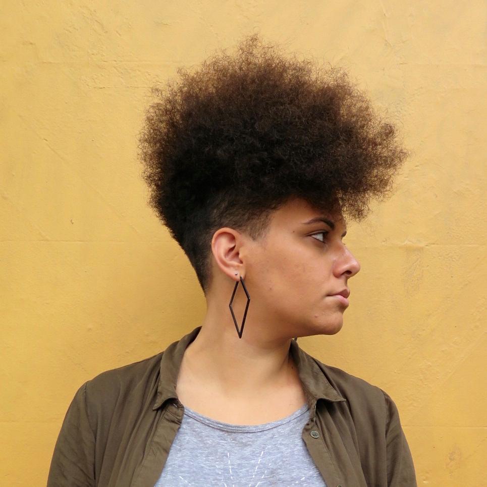 Big, bold and beautiful hair