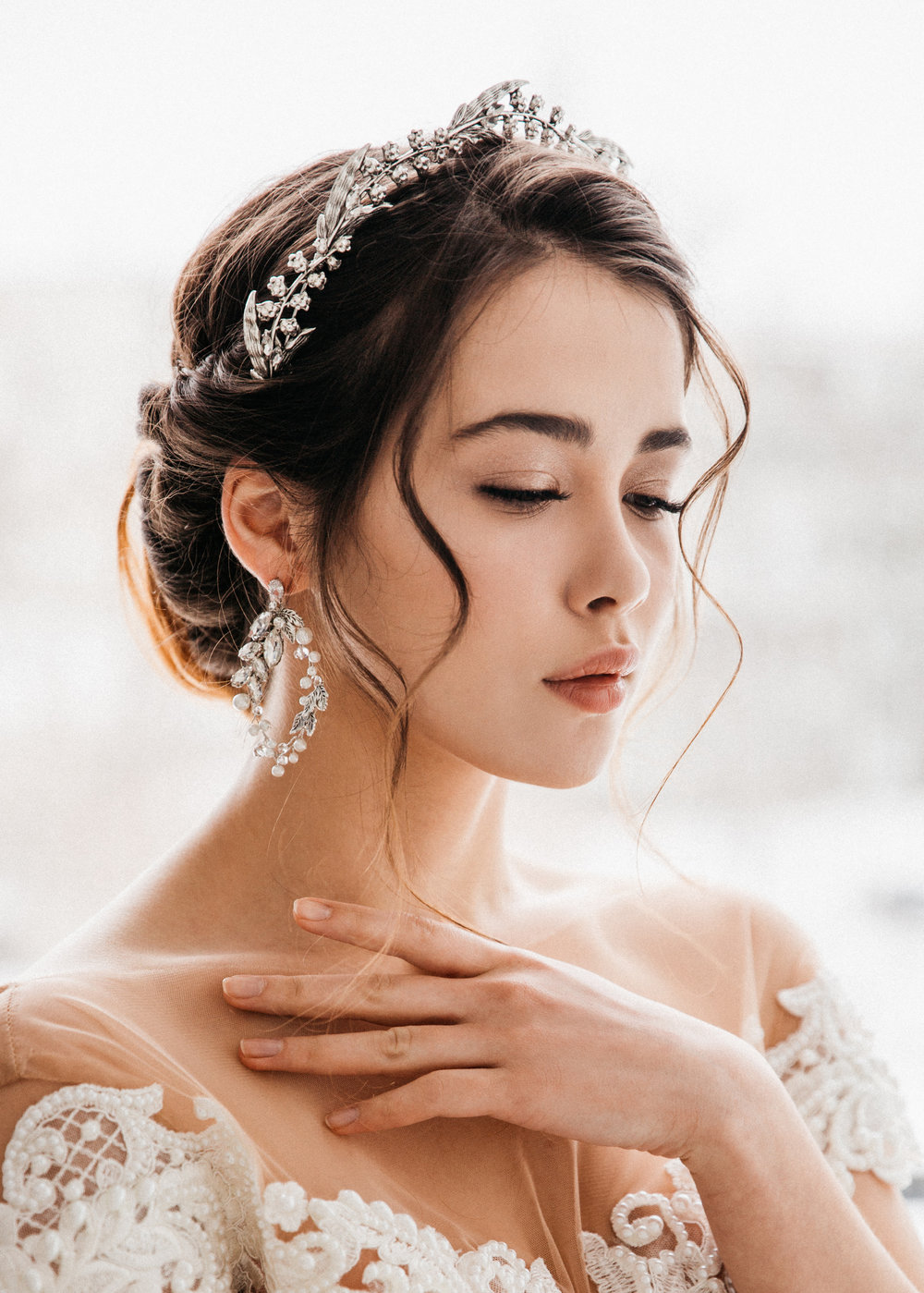 Find your perfect Bridal Hair Piece - Handmade in SwitzerlandUnique DesignPossibility to Rush OrdersFree Shipping WorldwideCustomisable OrdersFast response on your questions