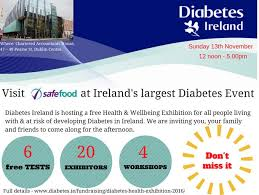 Diabetes Ireland Annual event 2016